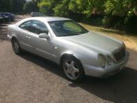 1999 MERCEDES CLK 320 3.2 AMG ELEGANCE AUTO COUPE MOTED LEATHER CRIUSE PX SWAPS