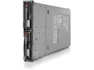 HP-Proliant-BL20P-G2-Server-Blade-Dual-Xeon-2-80Ghz-2Gb-RAM-2x36GB-HDD