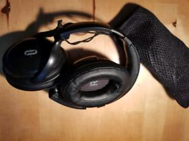 TaoTronics Noise Cancelling Headphones TTBH22 Black
