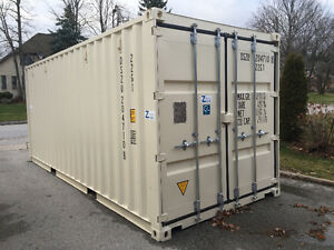 New & Used 20' or 40' Shipping Storage Containers