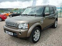 Land Rover Discovery 4 3.0 TDV6 GS, (FREE FUEL + 6 MONTHS WARRANTY)