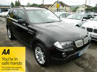 2006 56. BMW X3 3.0d Auto SE 4x4 Diesel, used for sale  Caerphilly