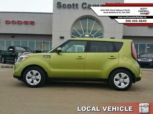 2016 Kia Soul SOUL+/!/SPORT   - local - trade-in - sk tax paid -