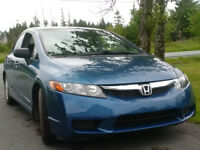 2010 Civic ((ONLY 92KMs)) NEW MVI TODAY 209-9180