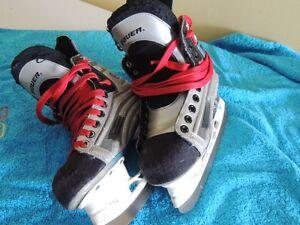 Boy's Bauer Skates
