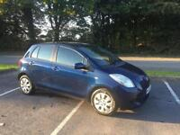 Toyota Yaris 1.3 VVT-i T3 lovely car finance available from £20 per week