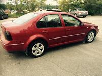 2004 Volkswagen Jetta Tdi Sedan loaded sunroof no leather etest