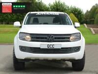 2014 Volkswagen Amarok DC TDI HIGHLINE 4MOTION NO VAT Auto SUV Diesel Automatic