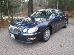 2009 BUICK ALLURE CLX LOADED ,CLEAN, CERTIFIED  6,900