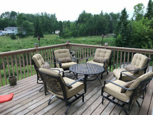 Big Cottage Rental by the Water on Whitestone Lake - Parry Sound