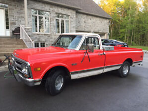 ***REDUCED *** CLEAN 1971 GMC DRIVER.