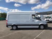 Mercedes-Benz Sprinter 3.5T Blueefficiency High Roof Van DIESEL MANUAL (2015)