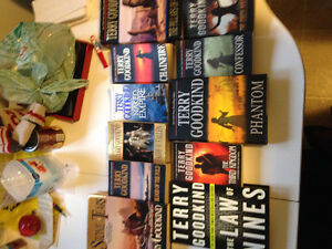 Terry Brooks, Terry Goodkind, Dean Koontz n more St. John's Newfoundland image 10