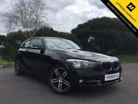 2014 BMW 116D 1-SERIES SPORT 3D DIESEL (ONE OWNER FROM NEW | FULL BMW SERVI)