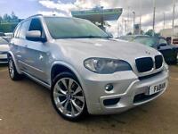 2010 BMW X5 3.0D M Sport X-Drive 7 Seater **62,000 Miles Full History**