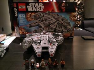 Lego Star Wars 75105 Millennium Falcon (Retired)