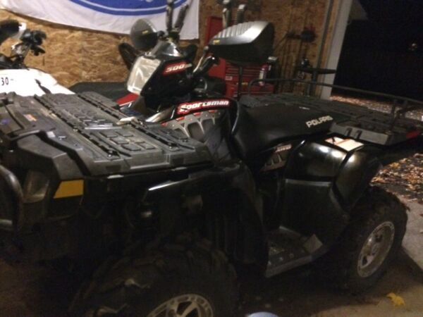 Used 2005 Polaris Sportsman 500 h.o. le