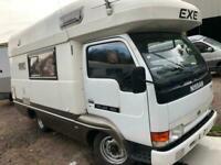 Used Campervans and Motorhomes for Sale in Fairwater