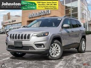2019 Jeep Cherokee North 4x4  - Heated Seats - $103.26 /Wk
