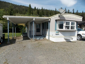 Lake View 2 Bedroom Mobile in Most Desirable Park! Williams Lake Cariboo Area image 2