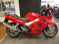 2002 Honda VFR800 Great Condition 2 Owners HPI Clear