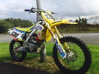 £2600 fuel injected 2013 rmz 450.23 hours on bike )DUNMURRY LISBURN ANTRIM