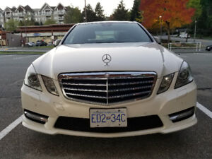 2012 MERCEDES BENZ E350 4MATIC * AWD * AMG STYLING PACKAGE