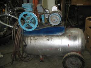 compresseur webster 1 piston