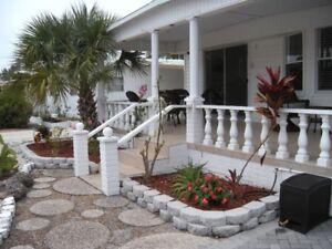Maison mobile avec terrain à vendre en Floride / Fort Lauderdale