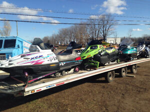 Get your Sled Ready for the Trails at Sleds R Us