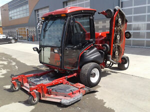 2009 TORO 5910 GROUNDMASTER DOUBLE WING MOWER