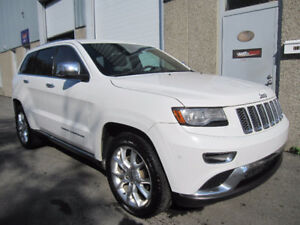2014 Jeep Grand Cherokee ***SUMMIT***