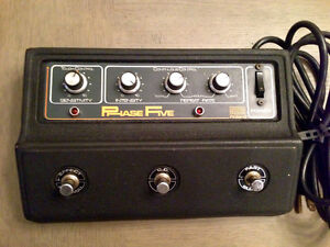 1970's Roland Phase 5 pedal