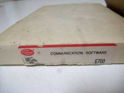 Fireye E700 Communication Software For Flame-monitor New In Box