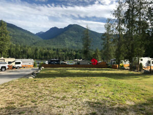 RV Lot on Kootenay Lake For Sale / Nelson , BC