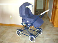PEG PEREGO 3 IN 1 STROLLER AND RAIN PROTECTOR