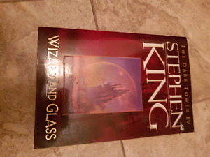 The Dark Tower IV Wizard and Glass by Steven King