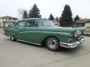 YOU CAN BUY THIS CAR! 1957 FORD CUSTOM 300
