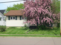 House for rent in Moncton for familly or workers