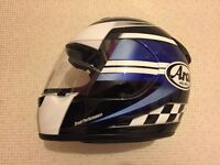Arai Chaser crash helmet. Large.