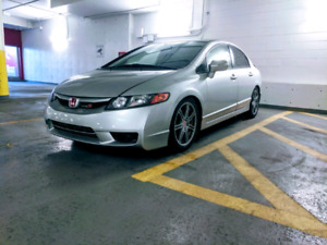 Acura CSX TYPE-S 2010 Rare (Conversion Civic Si)