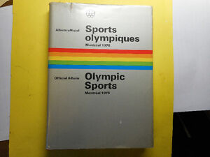 Sports olympiques Montréal 1976 Olympic Sports