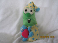 Veggie Tales THANKFUL Larry Bedtime Toy Plush Singing