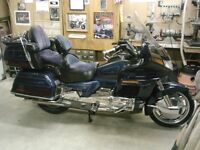 Exceptional GL 1500 Goldwing