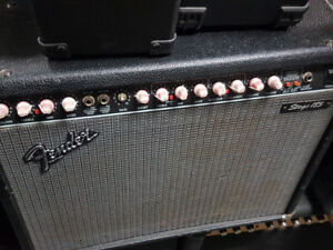 FENDER AMPS FOR SALE