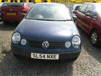 2004 VOLKSWAGEN POLO 1.4 TwistNICE WEE FIRST CAR
