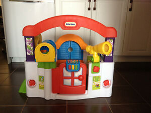 Activity House for baby/toddler