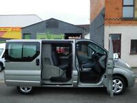 Renault Trafic 2.0TD Sport SWB 6 seat factory fitted crew van (20)