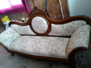 NOW HALF PRICE...Mid 1800s victorian style couch