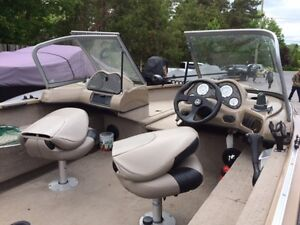 2005 Fisher 17 Pro